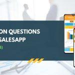 12 Common questions about mSalesApp